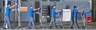 Con la carretilla elevadora de mano UNIKAR podrá hacer frente a muchas y variadas situaciones de de transporte