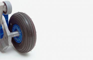Modulkar Extensión del eje de ruedas