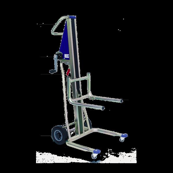 UNIKAR - carretilla de elevación manual para cargas de hasta 120 kg