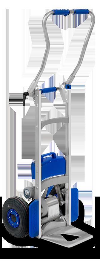 El sube-escaleras eléctrico LIFTKAR SAL Fold