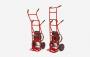 Escoja entre los dos modelos del LIFTKAR MTK - el modelo para cargas pesadas de hasta 310 kg o su hermano más rápido para cargas de hasta 190 kg
