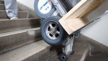 Liftkar HD - Subir Escaleras